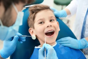 Dental Sealant for kids