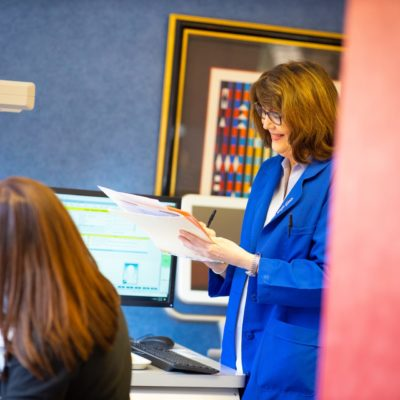 Doctors Candids MyKidsDDS Dallas TX Dentist 400x400 - Meet Dr. Gayle Glenn, DDS, MSD, PA