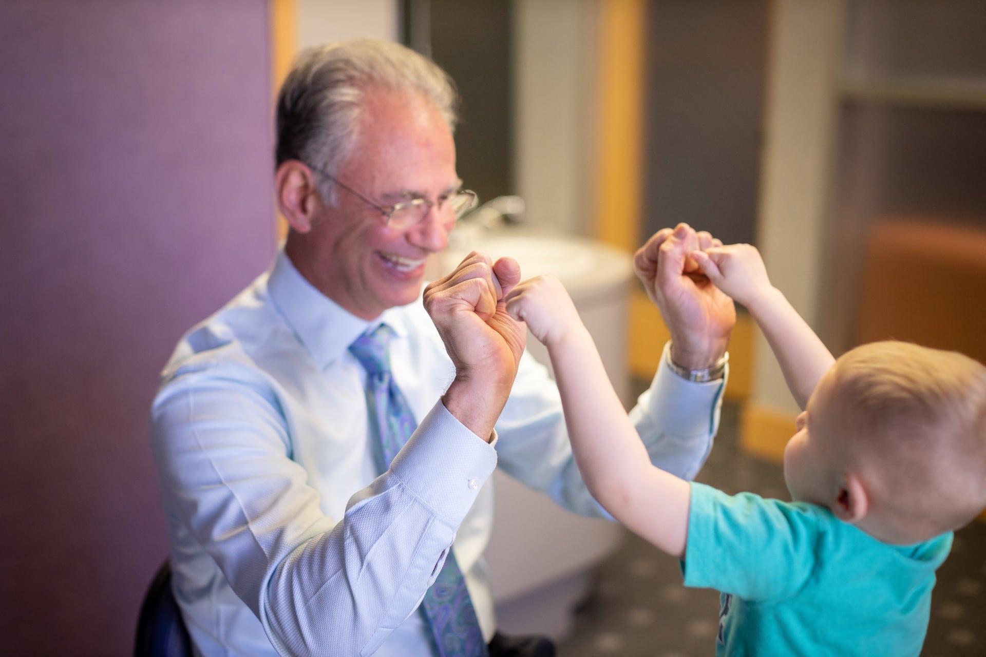Doctors Candids MyKidsDDS Dallas TX Dentist 97 - Meet Dr. Mark H. Kogut, DDS, MSD, PA
