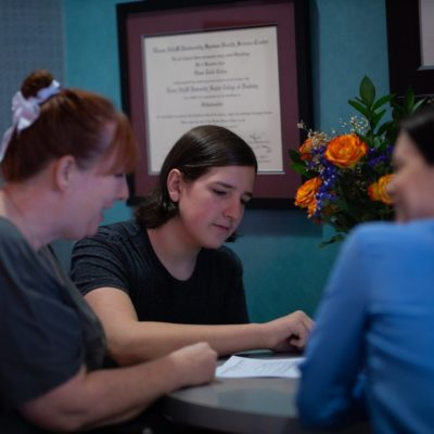 Patient Candids MyKidsDDS Dallas TX Dentist 161 400x400 - Frequently Asked Orthodontic Questions