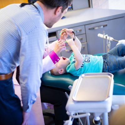 Patient Candids MyKidsDDS Dallas TX Dentist 171 400x400 - Treatment For Children
