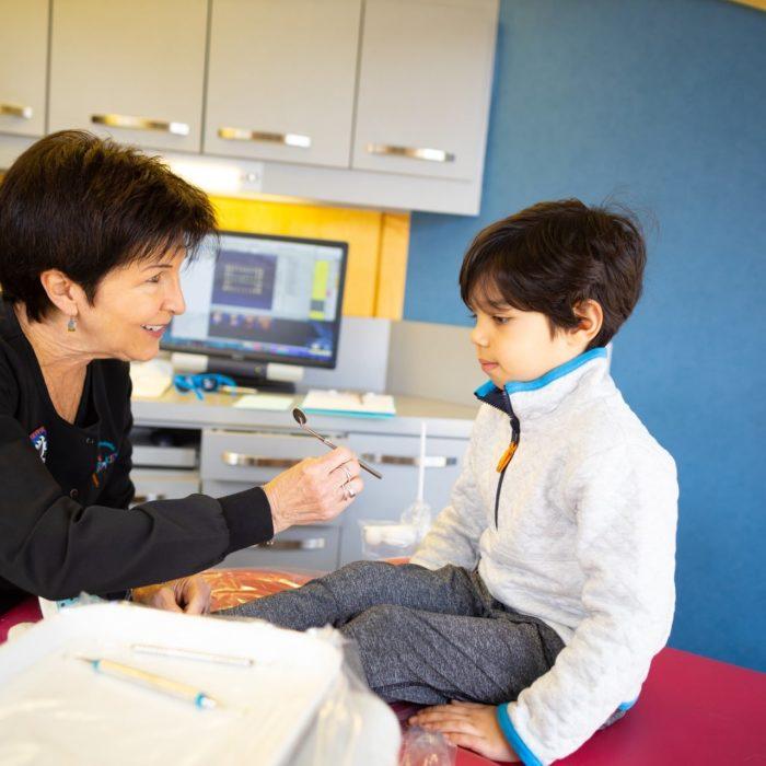 Patient Candids MyKidsDDS Dallas TX Dentist 31 700x700 - Addison Texas Pediatric Dentist & Orthodontics