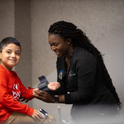 Patient Candids MyKidsDDS Dallas TX Dentist 400x400 - Frequently Asked Orthodontic Questions