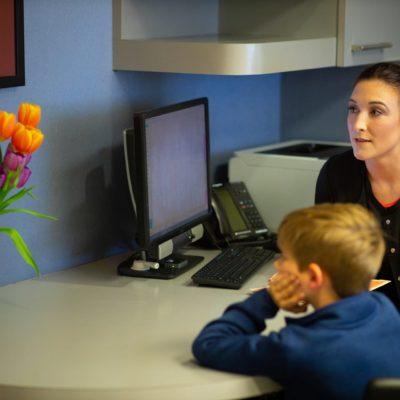 Staff Candids MyKidsDDS Dallas TX Dentist 77 400x400 - Treatment For Children