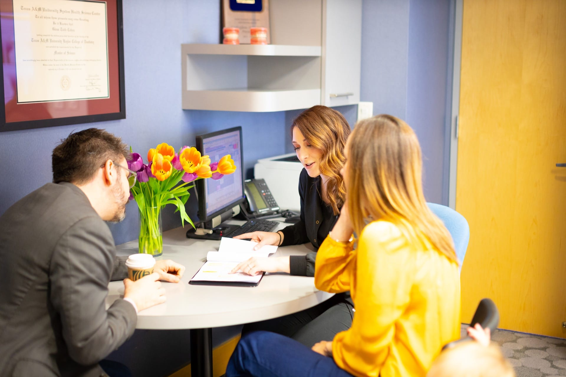 Staff Candids MyKidsDDS Dallas TX Dentist 99 - Frequently Asked Orthodontic Questions